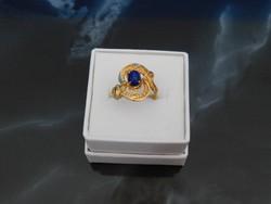 Arany 18 k Női gyűrű   4.7 gr