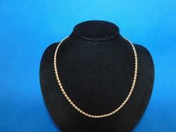 Arany 14k Női  nyakék  11 gr