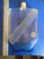 G028.47  Nagy art deco parfümös üveg  Pierre Legrain