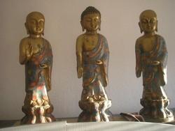 Antik Szobor gyűjtemény ritkaságok 13 tétel  egyben v.külön-külön is