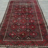 Kézi csomózású Afgán Baluch nomád  szőnyeg.Alkudható!