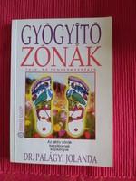Dr Palágyi Jolanda :  Gyógyító zónák Talp és tenyérmasszázs