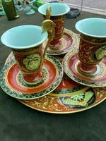 Ajka porcelán csésze