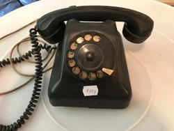 Retro design tárcsázós telefon P193