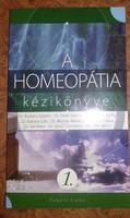 A homeopátia kézikönyve, ajánljon!
