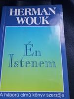 Herman Wouk-Én Istenem-zsidó-judaika-vallás