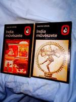 India művészete 2 kötetben