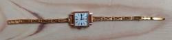 Jereváni NAIRI 14K vörös arany női mechanikus divat óra