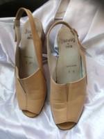 Szebbnél szebbek molett nálam Ara by Jenny kényelmi komfort vajpuha bőr szandál 40 H szélesebb lábra