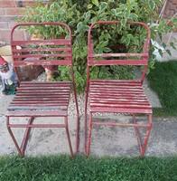 Retro strandszékek kocsmai székek , szék, nosztalgia darabok, Egyben eladók