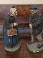 Antik gipsz figurák