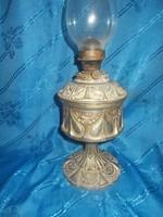 Antik szecessziós petróleum lámpa