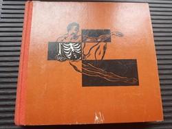 Retro kiadású orvosi könyv amatőrök számára, 1962.