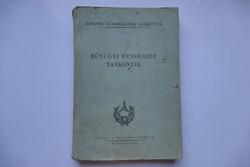 Bűnügyi tankönyv Tildy korszak 1948.