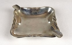 1B420 Régi 800-as finomságú ezüst hamutál 50g
