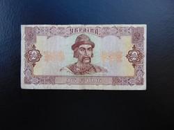 2 grivnya 1992 Ukrajna  02