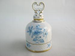 Hollóházi porcelán csengő harang