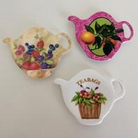 Angol teafilter tartók