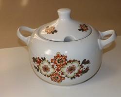 Alföldi porcelán  leveses tál