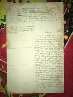 Kis Komárom 1846. június 4.Központi papneveldéhez tartozó tekintetes uradalom  !...jogi ügy!