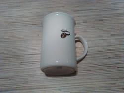 Zsolnay porcelán kávés bögre.