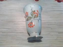 Régi Drasche porcelán váza.
