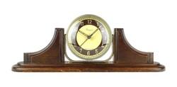 1B505 Régi Danuvia art deco bútoróra ébresztőóra 30 cm