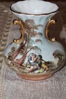 Jelenetes váza