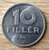 10 Fillér 1992 BP.