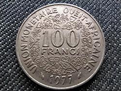 Nyugat-Afrikai Államok 100 Frank 1977 (id30171)