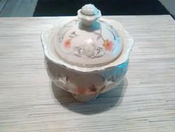 Antik Német porcelán bonbonier.