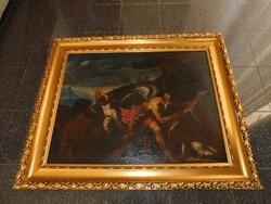 Kronosz és Gyermekei XVII - XVIII Század
