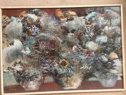 Scholz Erik Csendélet című festmény
