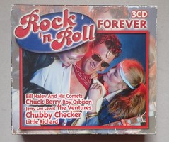 Rock 'n Roll 3 darabos CD gyűjtemény - 2000-es kiadás