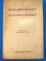 Dr. Györki - McGowern: Ételművészet, életművészet (1937)