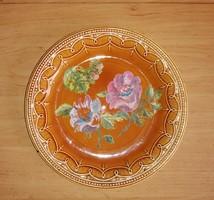Ritka Gránit falitányér fali tányér 24,5 cm (n)