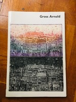 Gross Arnold mappa, dedikált 12 db nyomat