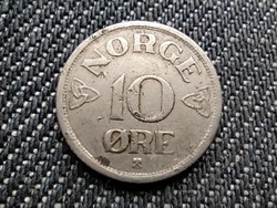 Norvégia VII. Haakon (1905-1957) 10 Öre 1956 (id33350)