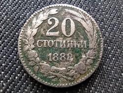 Bulgária I. Ferdinánd (1887-1918) 20 Stotinki 1888 (id30487)