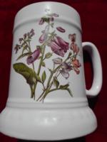 Angol, Royal Wessex virágos korsó