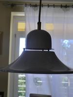 Lámpabúra fehér lemez 30cm 90 a zsinór