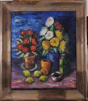 Vén Emil (1902-1984): Virágcsendélet
