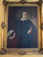 Liszt Ferenc portré másolata