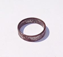 Pro partia 1914 vas gyűrű