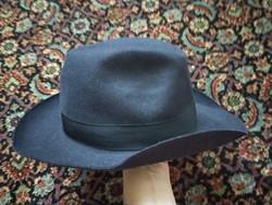 Elegáns Austin Reed kalap férfi fejfedő,   vintage antique hat