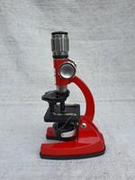 Tanuló Mikroszkóp.Szép Állapot.