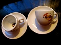 Cafe Frei mokkás, kávés csésze pár