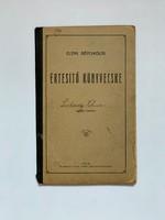 Elemi népiskolai értesítő 1928
