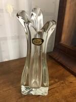 Nagyméretű Lux üveg váza P179