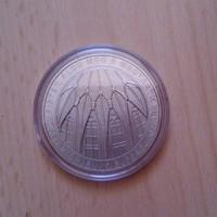 5 éves Magyarország alaptörvénye 2000 ft színesfém érme 2016